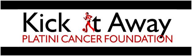 Kick–It Away Platini Cancer Foundation logo
