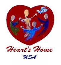 Heart's Home USA logo