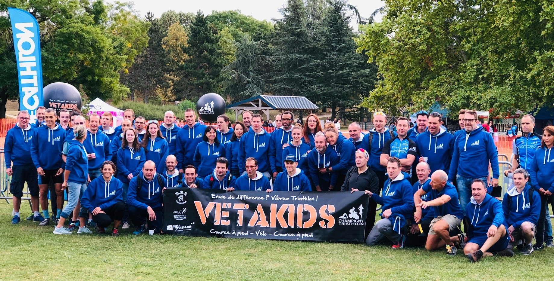 Adhérents - Vetakids 2019