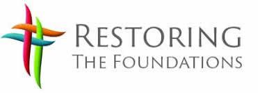 Restoring the Foundations logo