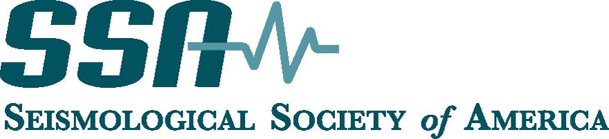 Seismological Society of America (SSA) logo
