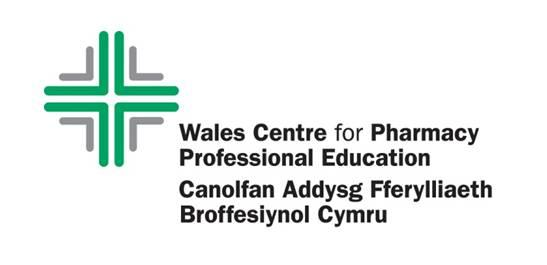 Wales Centre for Pharmacy Professional Education logo