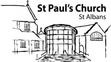 St Paul's Church, St Albans logo