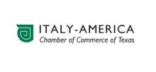 Italy–America Chamber of Commerce of Texas logo