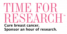 Time For Research logo